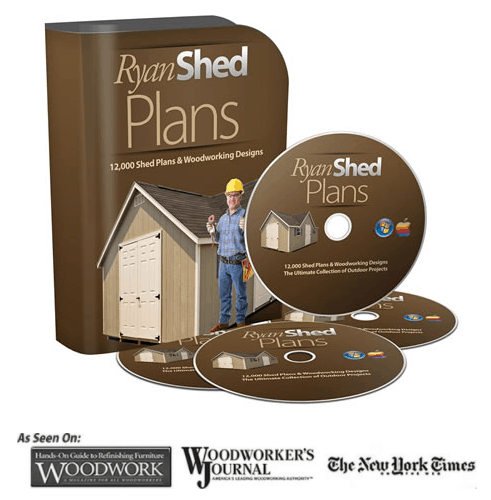 Ryan's Shed plans