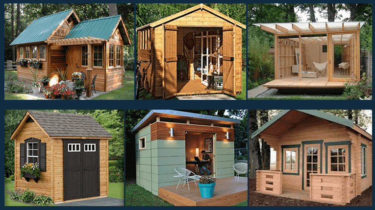 Ryan's Shed