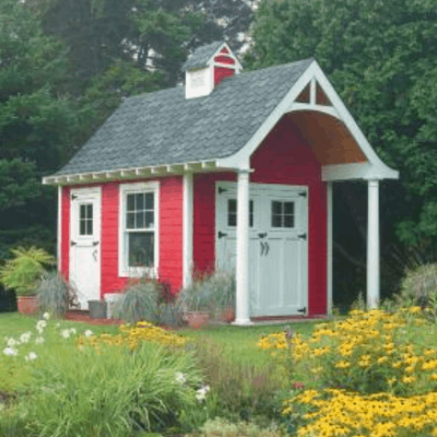 Ryan's 10x12 Shed Plans