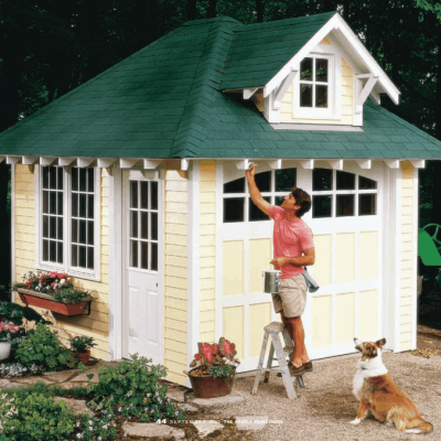 10x12 Ryans Shed Plans