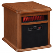 Heating A Shed With Infrared Quartz Heater
