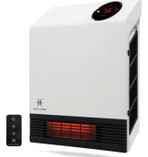 Heating a Shed with Radiant Panel Heater